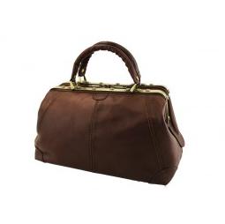 Un beau sac en cuir c'est signé Katana