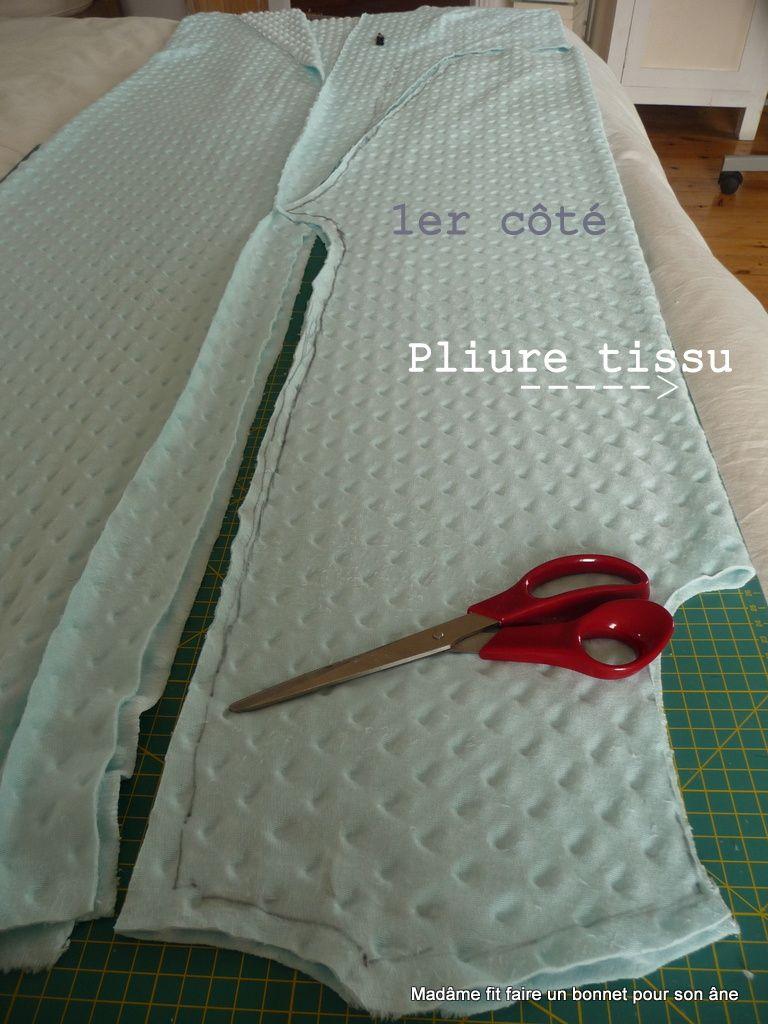 d2d823637cec4 Tuto grenouillère ou sur-pyjama   DIY sewing   a sleepsuit - Madâme ...
