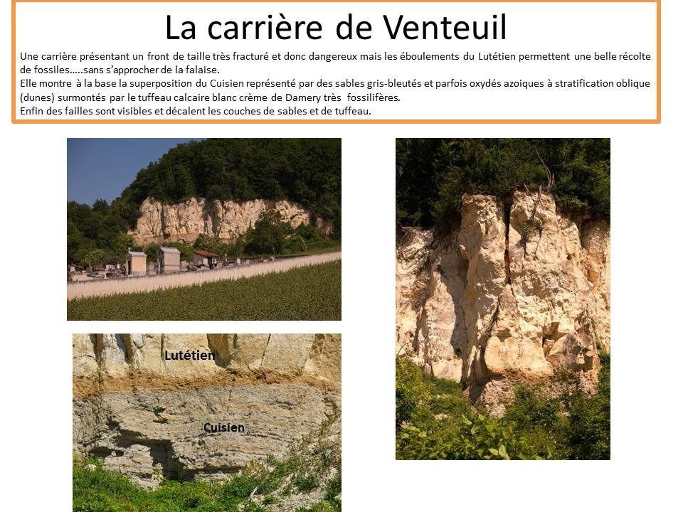 Bilan de la sortie géologique dans la région d'Epernay le samedi 17 mai 2014