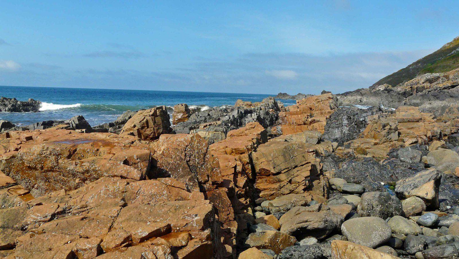 Granite de Flamanville au Golfe Jouan