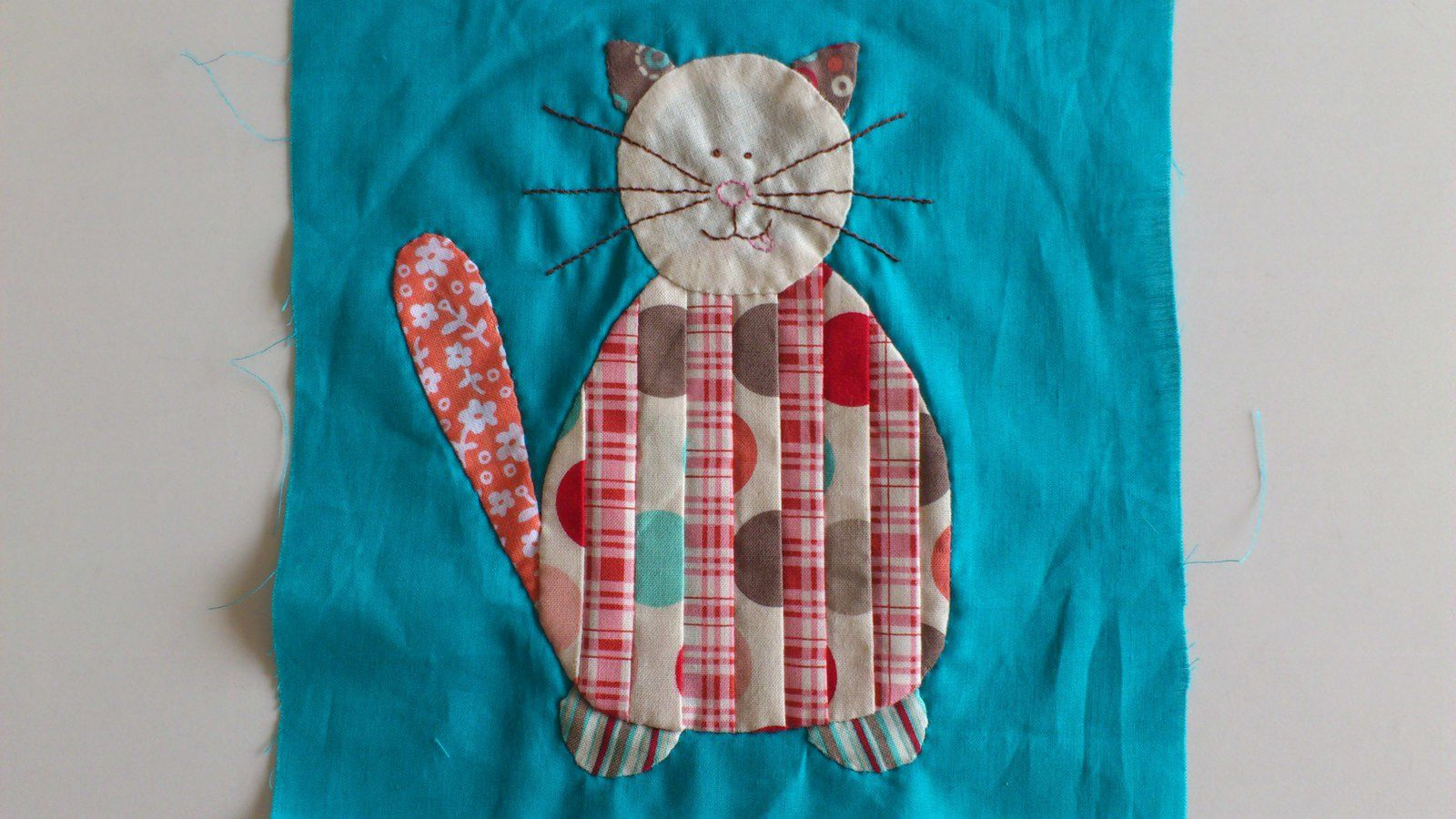 Patch Crazy cats 5