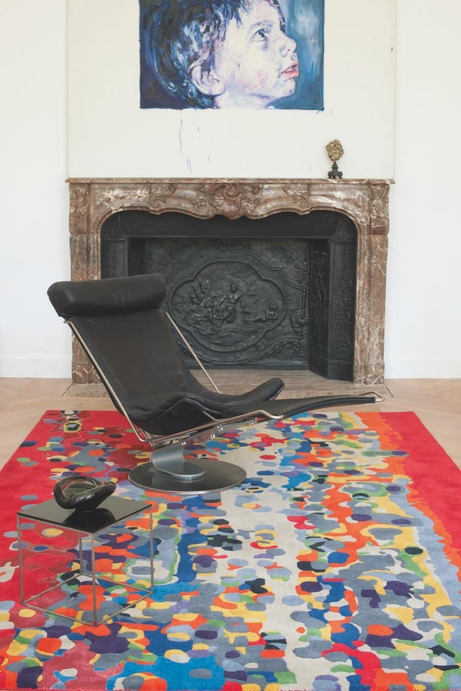 TAPIS ARABESQUE La decoration sur mesure THIERS Puy de Dome 63 TAPISSIER DECORATEUR fauteuil rideaux stores tissus