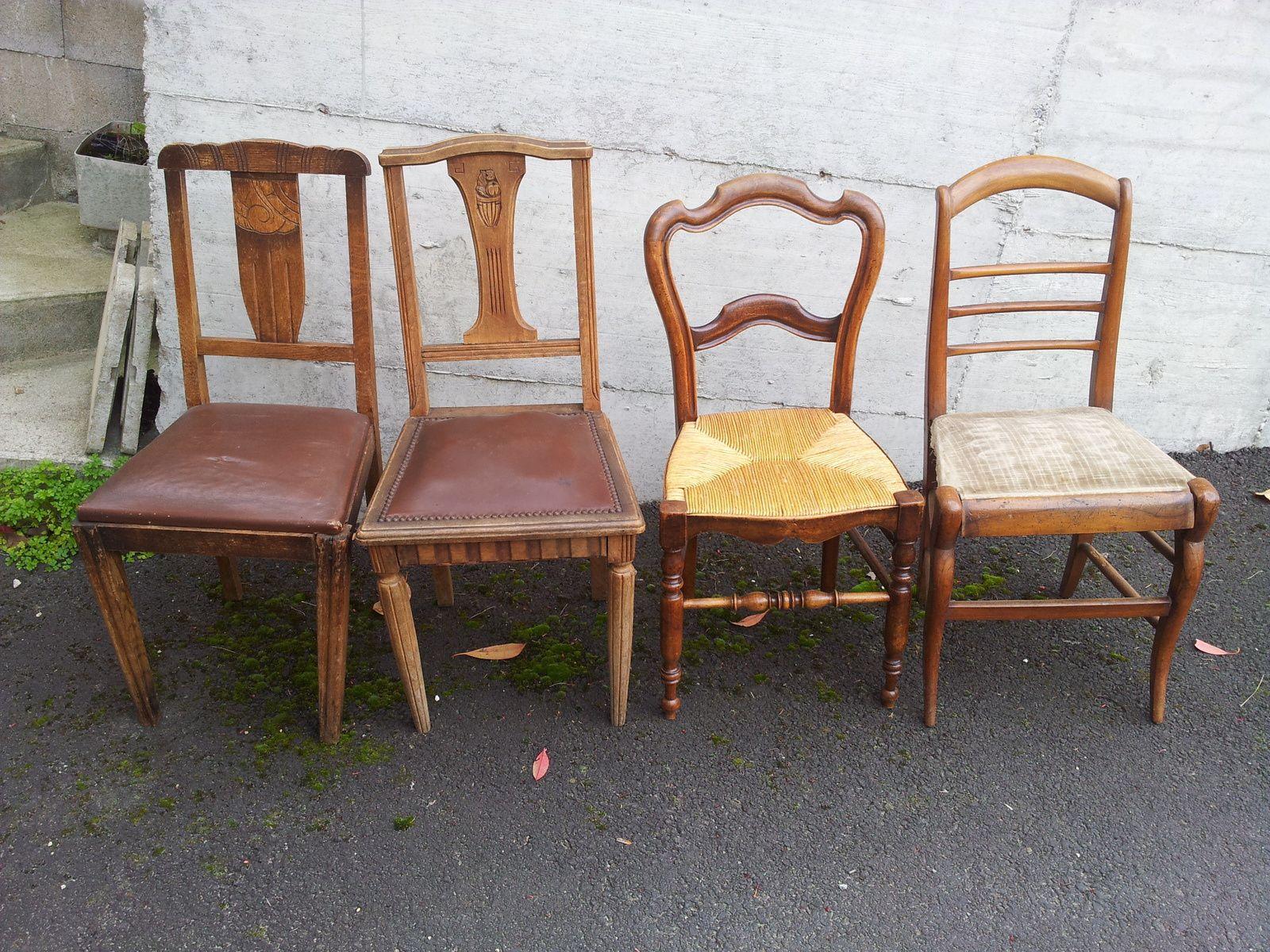 ESPACE BROCANTE chaises fauteuils voltaire crapaud store californien cintré Arabesque la décoration sur Mesure TAPISSIER DECORATEUR