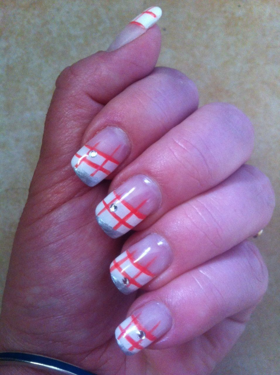 Decoration Ongles French Id Es De D Coration Et De