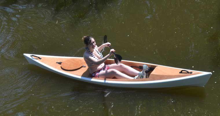 kayak LEO-TOP / Navigation