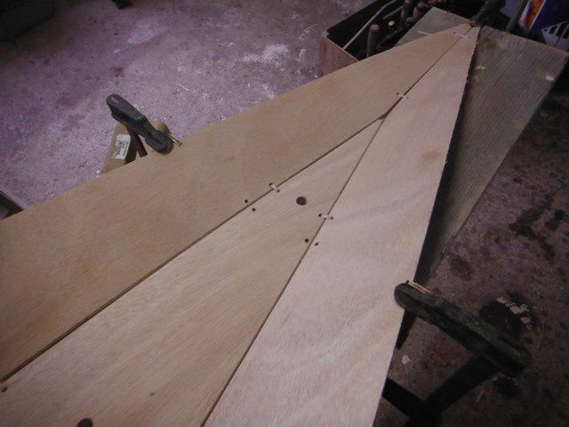 Kayak LEO-TOP / Construction