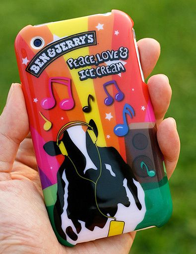 coque iphone ben & jerry's