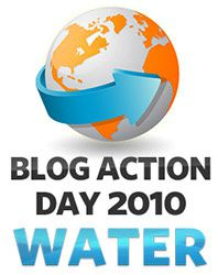 blog action day 2010 : water