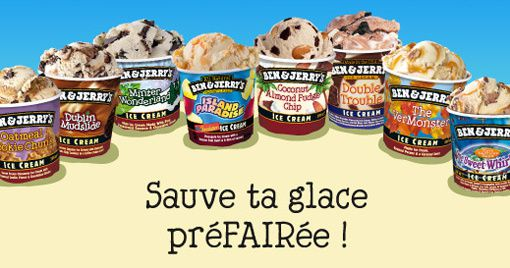 SOS Glaces Naufragees