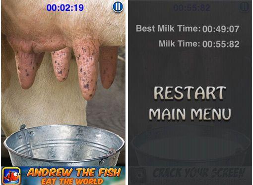 Milk the cow2