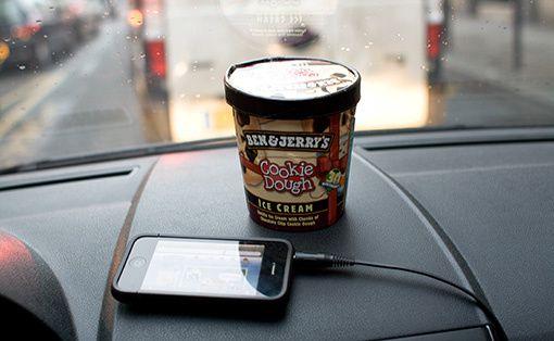 kit iphone voiture