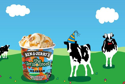 Glaces naufragees vermonster
