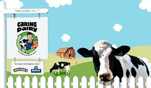 caring dairy agriculture durable