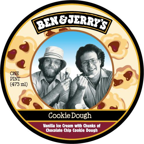 Cookie Dough benjerry