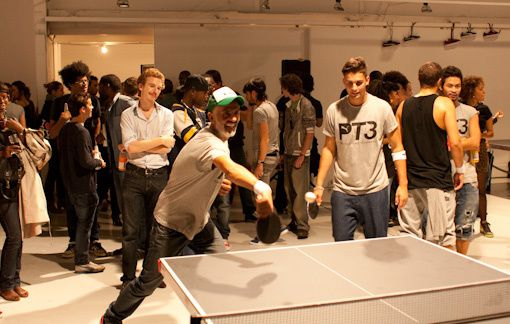 Wad Puma Table Tennis Tournament