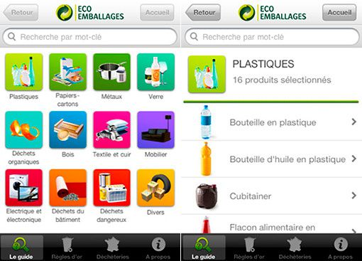 ecoemballages iPhone