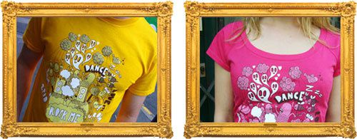 t-shirts monsieurpoulet