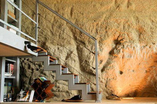 loft grotte