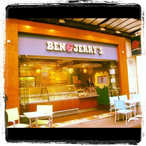 boutique ben & jerry's à paris mabillon