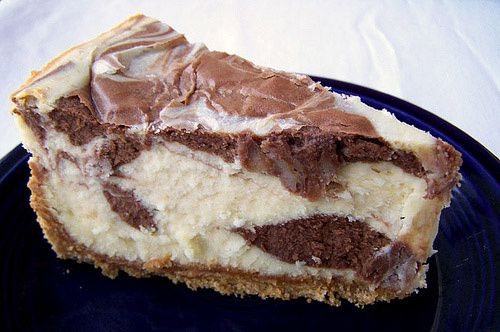 cheesecake chocolat blanc, chocolat noir