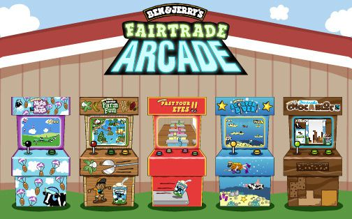 Fairtrade arcade
