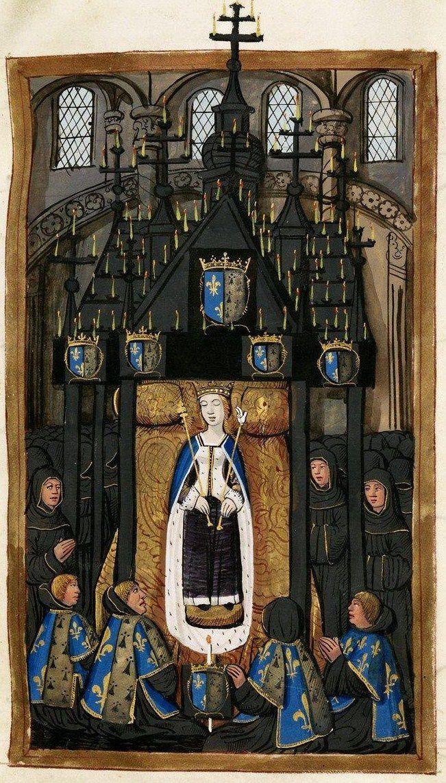 Commémoration de la mort d'Anne de Bretagne