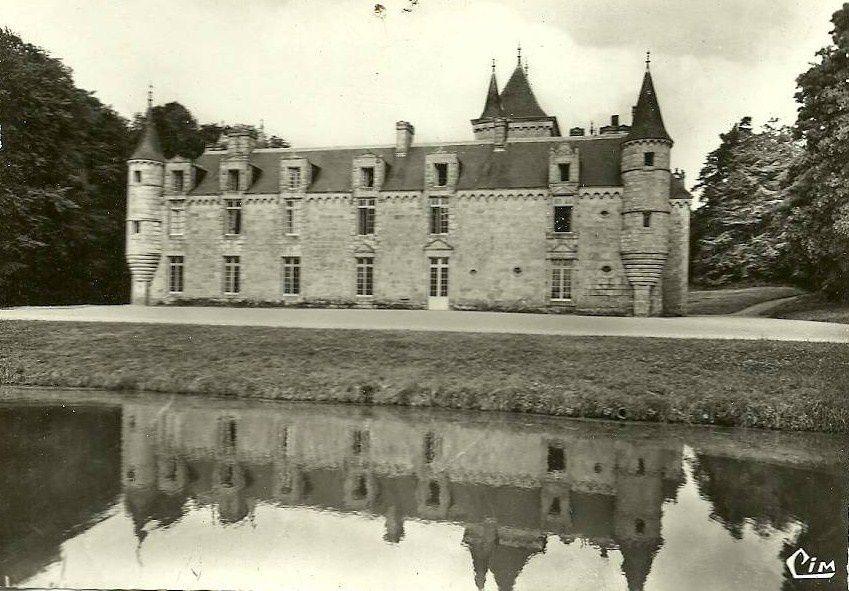 Château du Craffault, Plédran