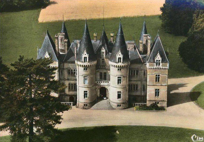 Château des Aubiers, Hillion
