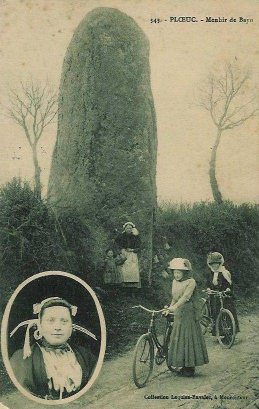 Menhir de Bayo