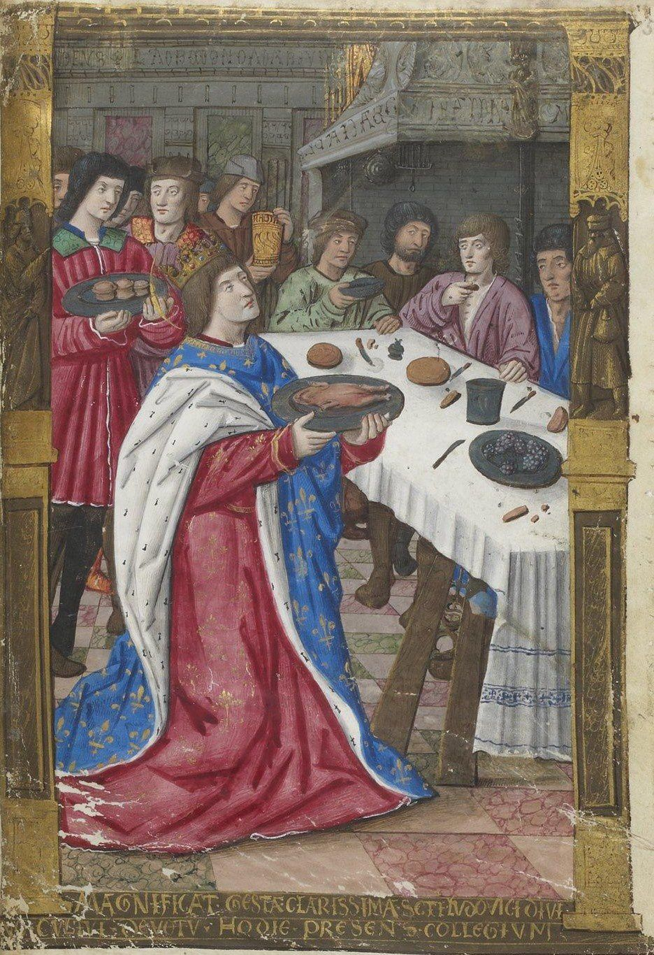 Petites Heures de la reine Anne de Bretagne - BnF, Département des manuscrits, NAL 3027, fol. 163