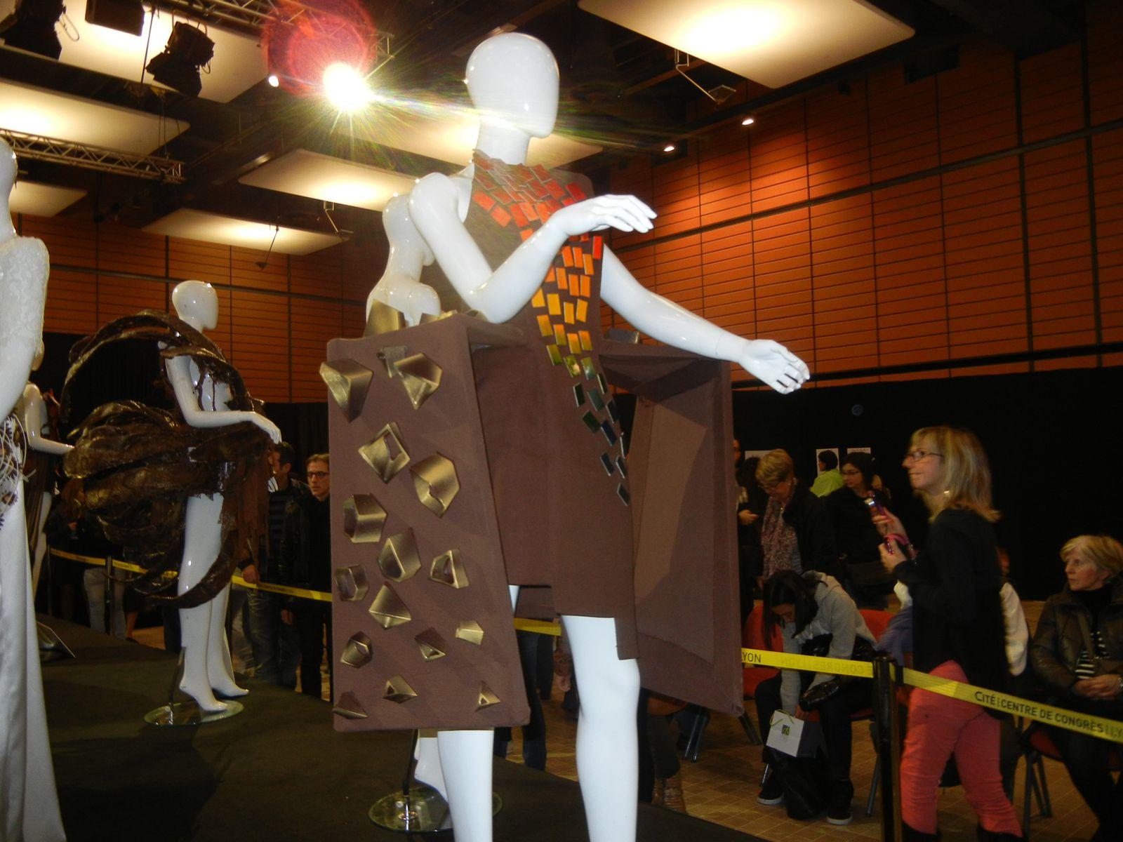 Salon du Chocolat- Lyon