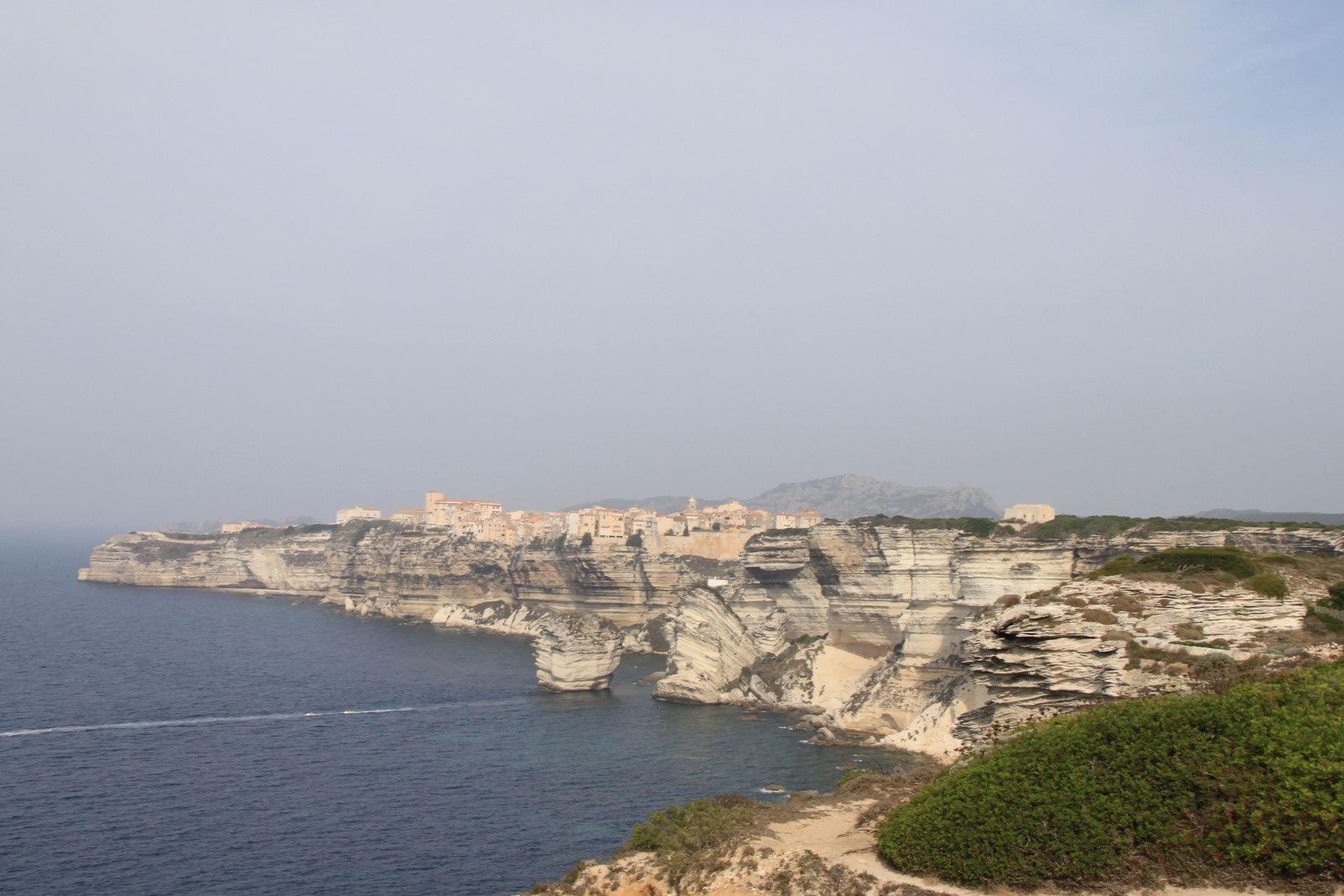 Bonifacio, l'une des plus belle ville de Corse