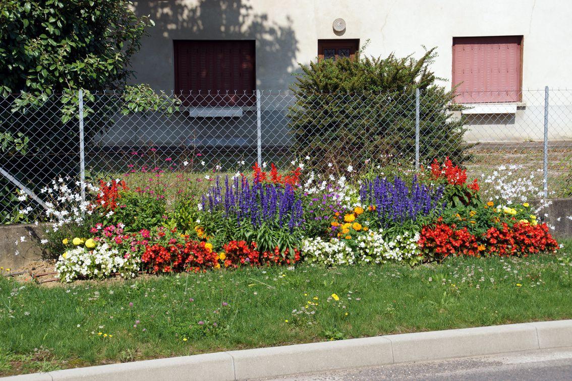 Fleurissement communal