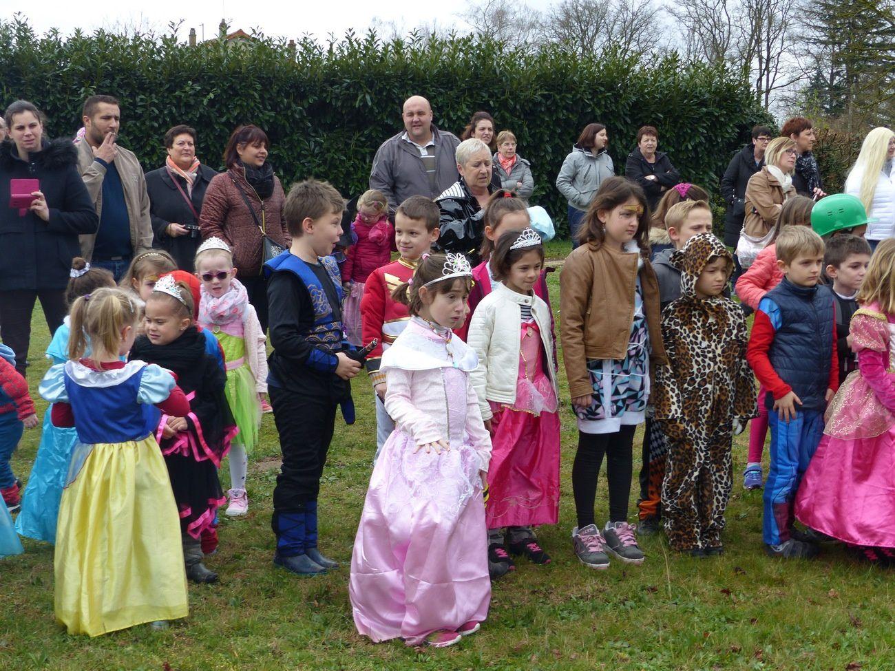 Le Sou des écoles fête Carnaval