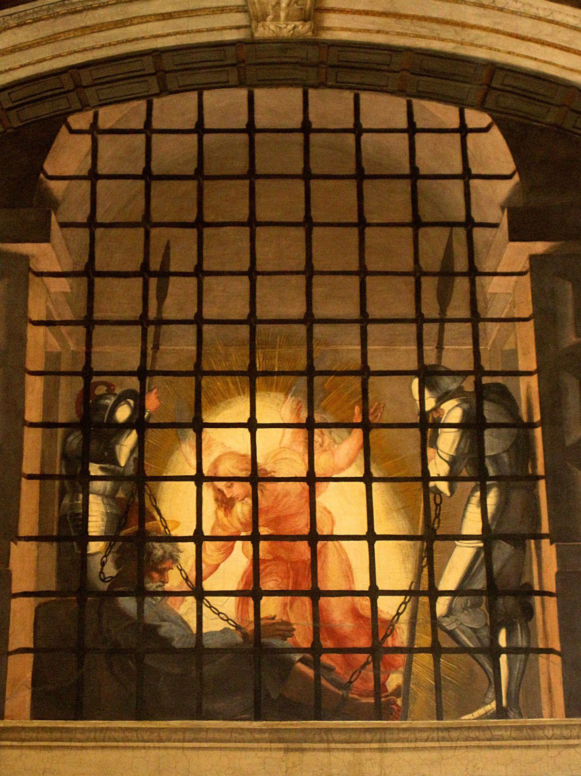 Saint Pierre aux liens en notre secours...