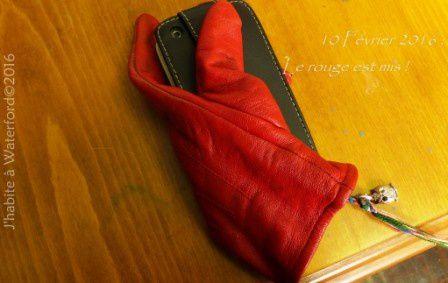 10 sur 10 de Février : Le Rouge est Mis!