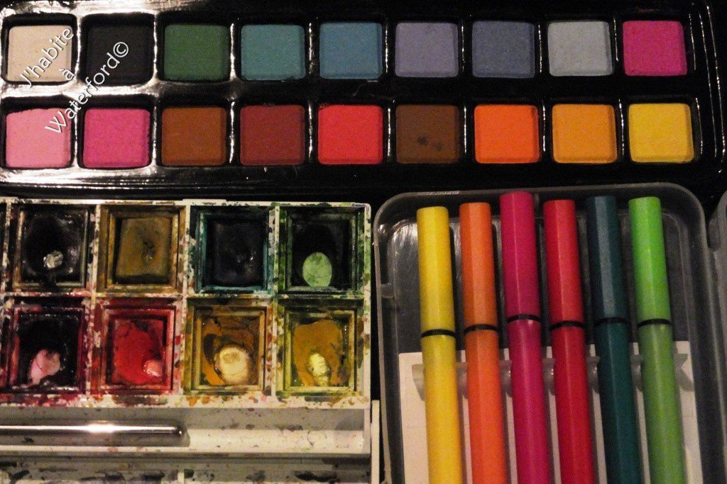 La Photo du Mois : Palette de Couleurs