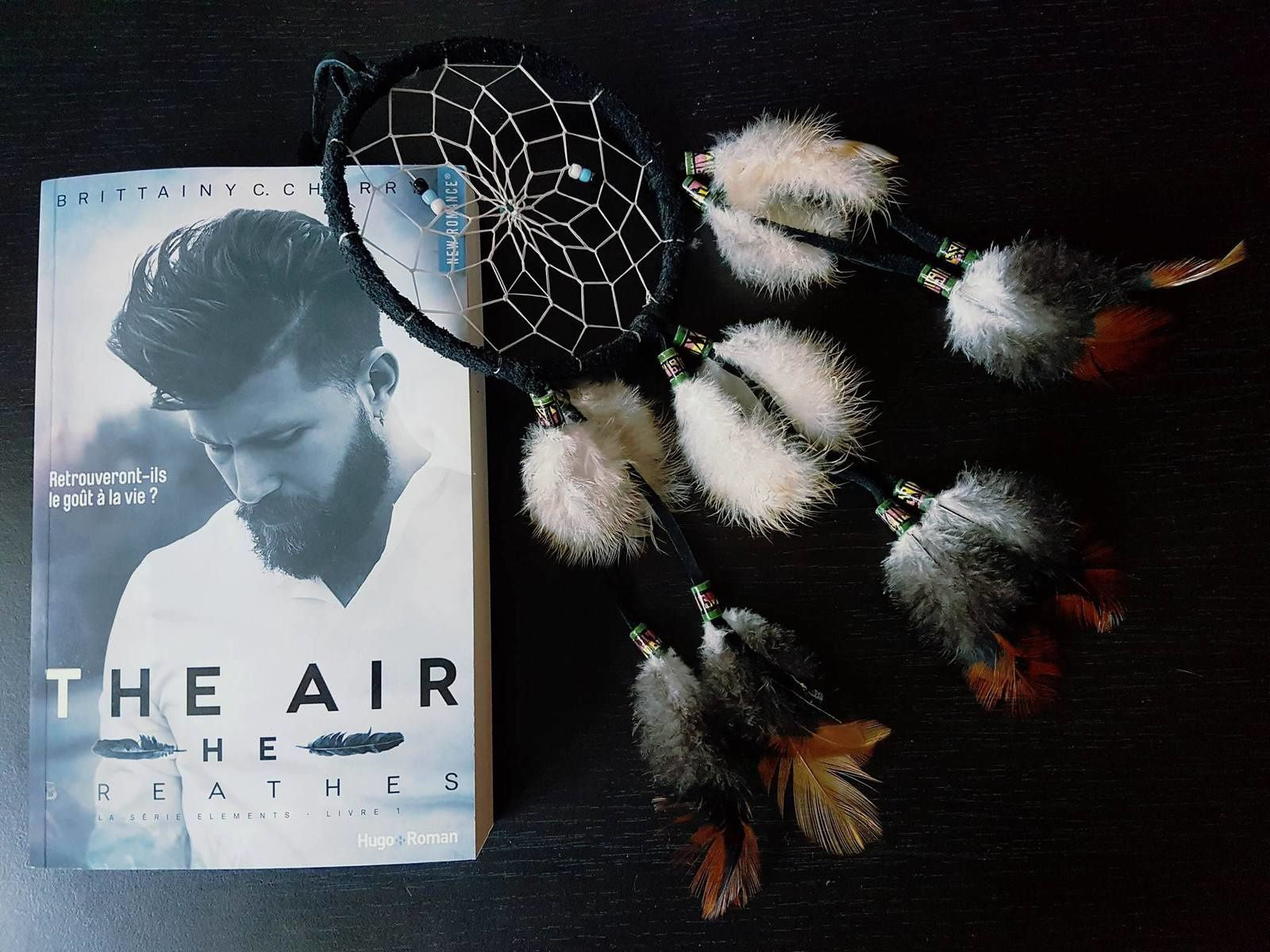 Elements, tome 1 : the air he breathes - Brittainy Cherry