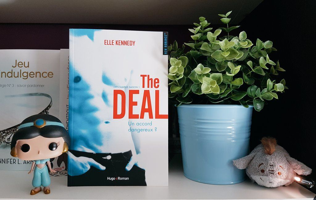 Off-campus, tome 1 : The deal