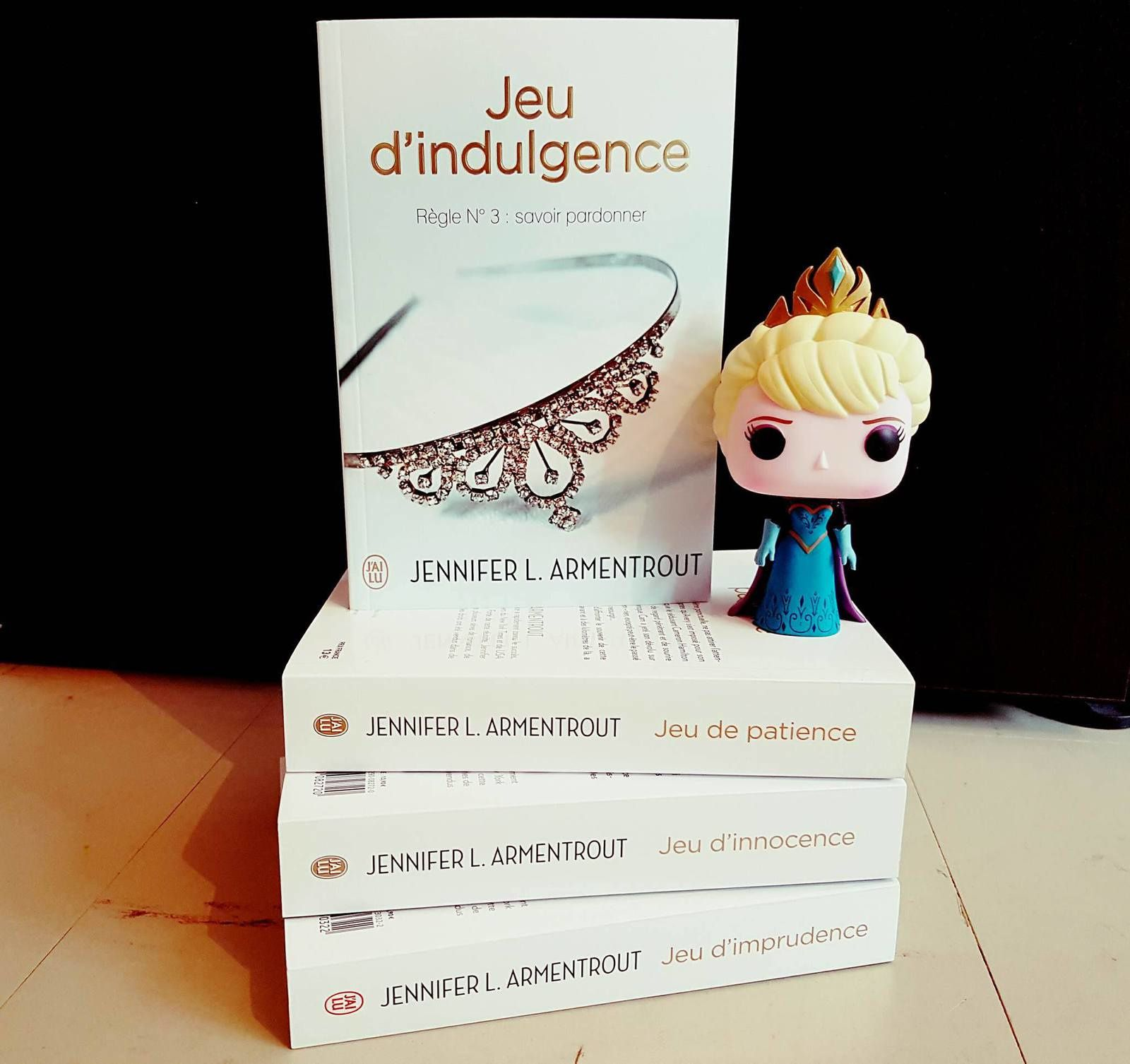 Wait for You, Tome 3 : Jeu d'Indulgence - Jennifer L. Armentrout