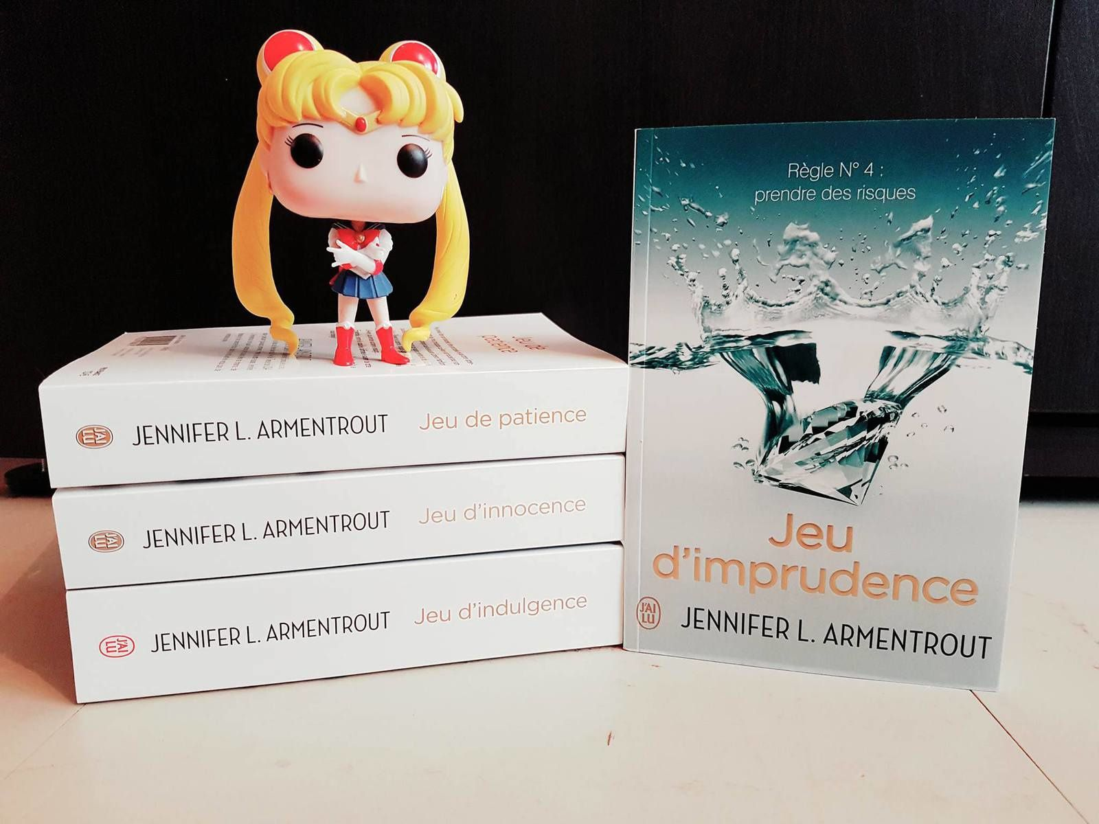 Wait for you, tome 4 : jeu d'imprudence - Jennifer L. Armentrout
