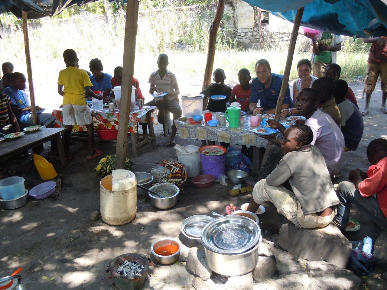 De Mwanza à Zanzibar : beaucoup de rencontres