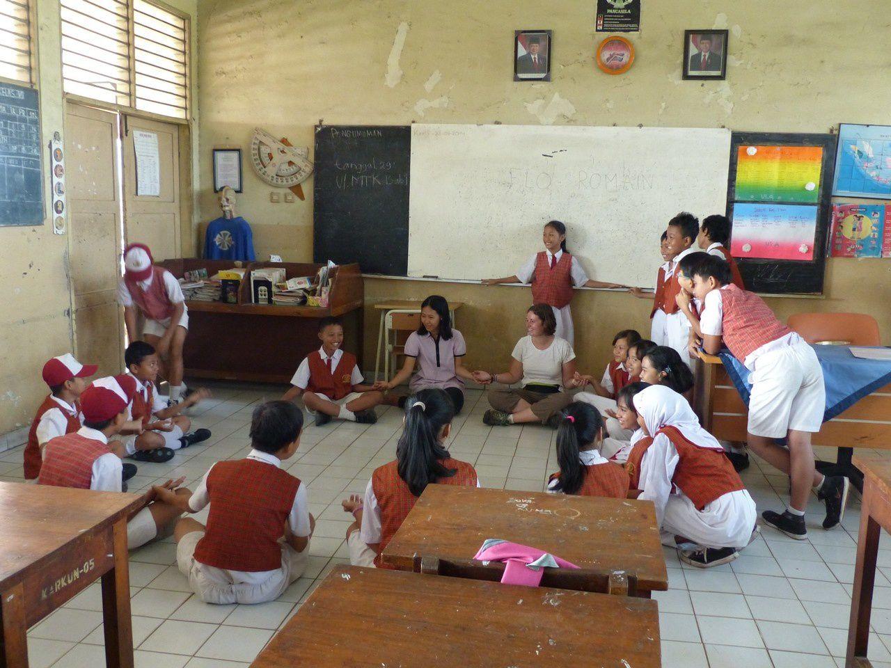 Jakarta : juste une grande ville…Mais des gens en or !!!