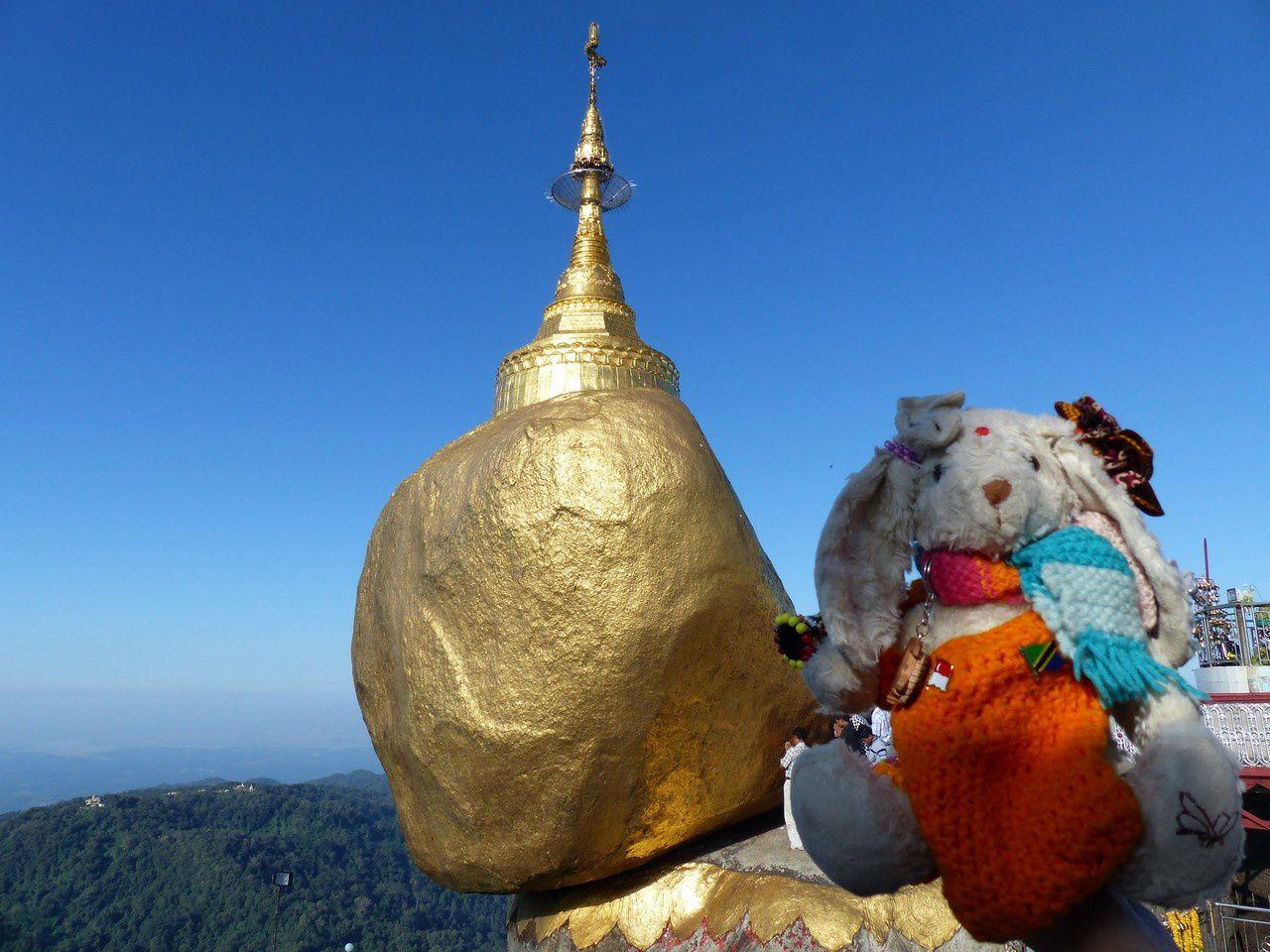 Yangon et Kinpun : Bienvenue au Myanmar