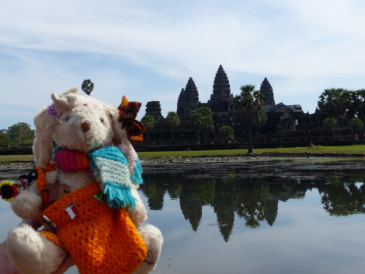 Siem Reap – La visite des temples d'Angkor