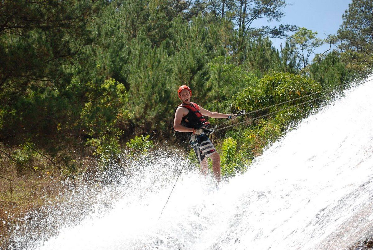 Dalat – une sortie canyoning d'enfer !