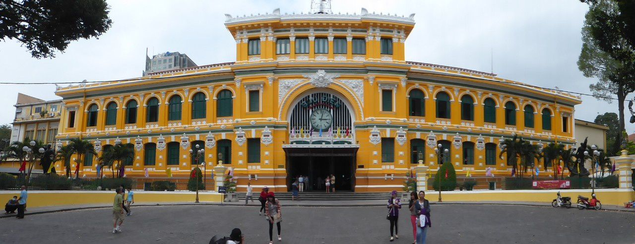 Ho Chi Minh City ou comment modernité et histoire se mêlent simplement