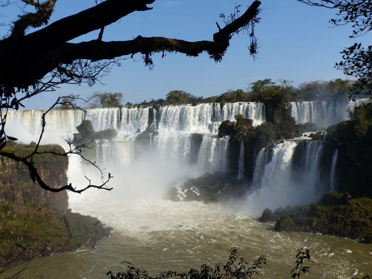 Iguazu : Un des plus beaux endroits à nos yeux….