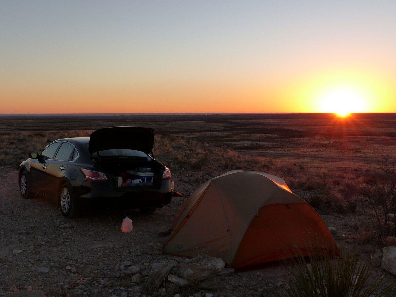 Le Texas et le Nouveau-Mexique : un petit tour dans le désert