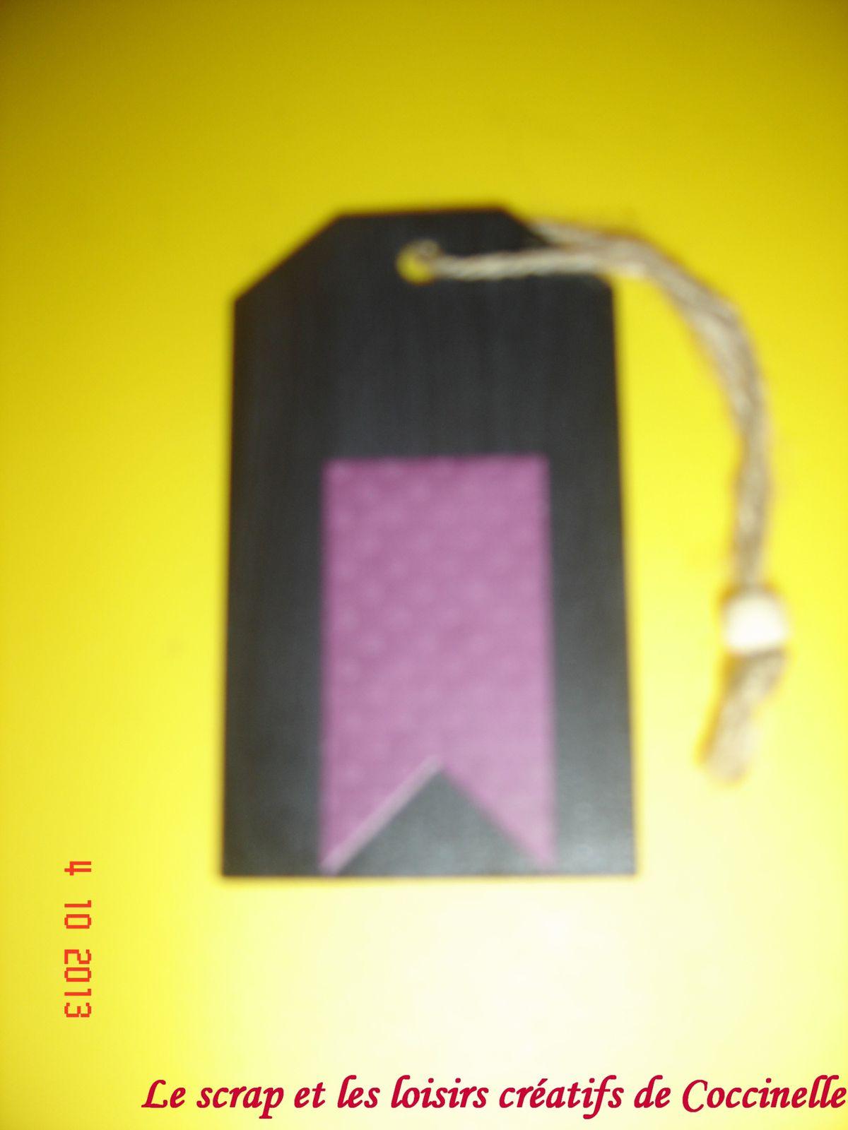 Échange Scrap Fiskarette Septembre 2013